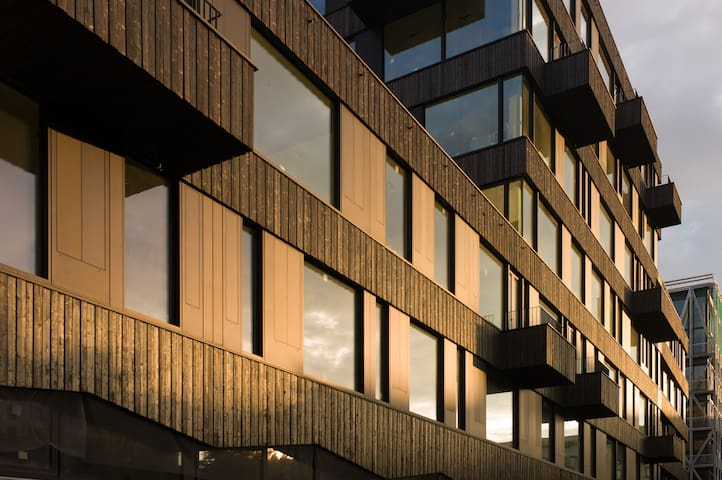 Miniloft Kreuzberg Apartment Hotel: Einfach