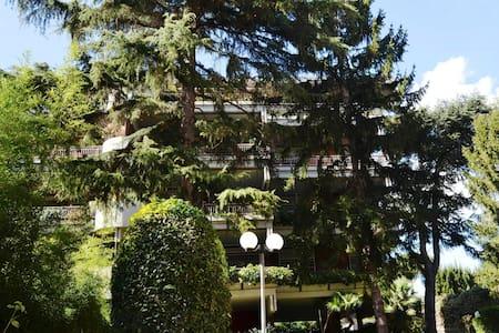 elegante appartamento nel verde - Roma