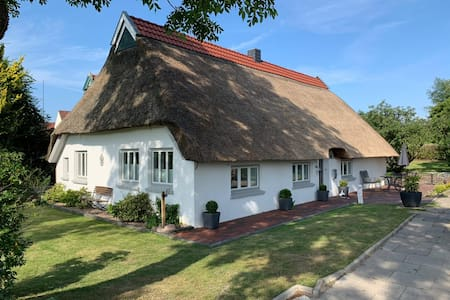 Traumhaus  am Weserstrand | Ferienhaus in Elsfleth