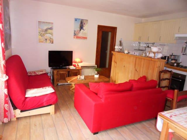 logement avec vue sur le janus - Val-des-Prés - Apartament