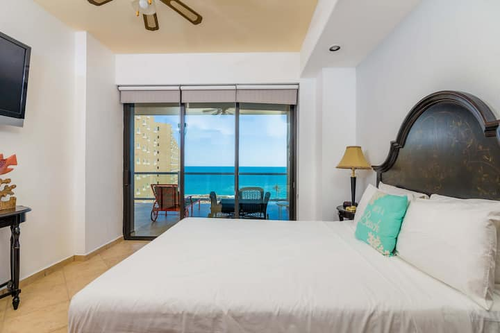 Luxury 2 Bedroom Las Palomas Phase 1 Beach Condo
