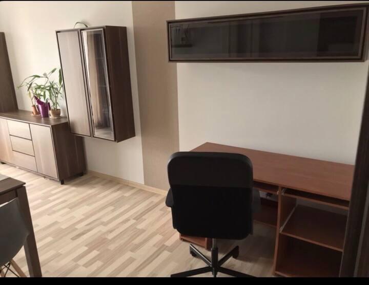 Modny apartament z klimatyzacją
