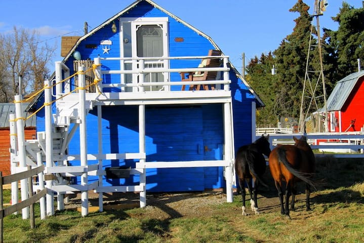 DannyGlen Mànas -Rustic Beach House - Olds - Loftlakás