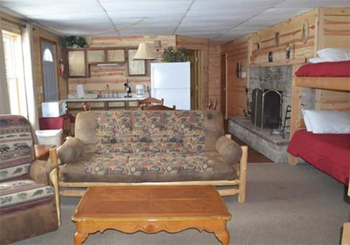 Walleye Suite at AJ's Walleye Lodge