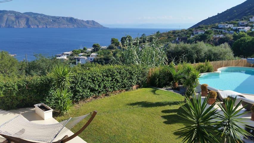 Villa luxury batanà  Santa Marina