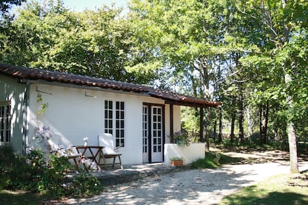 Cosy holiday house La Petite Verte - House