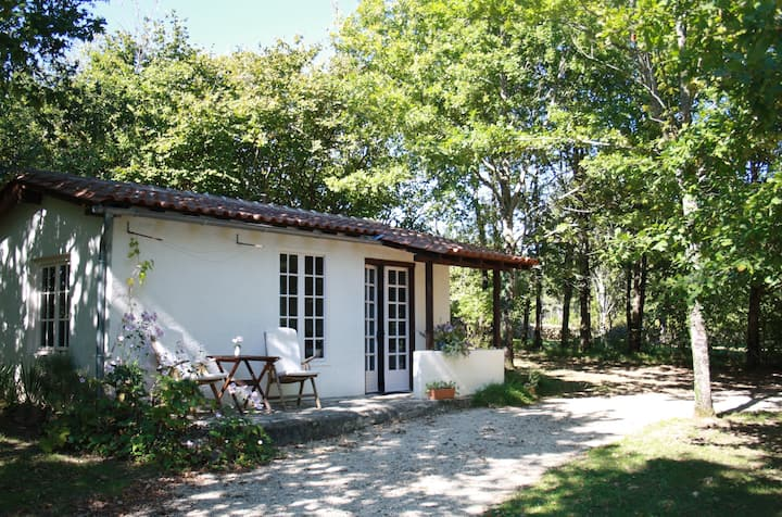 Cosy holiday house La Petite Verte
