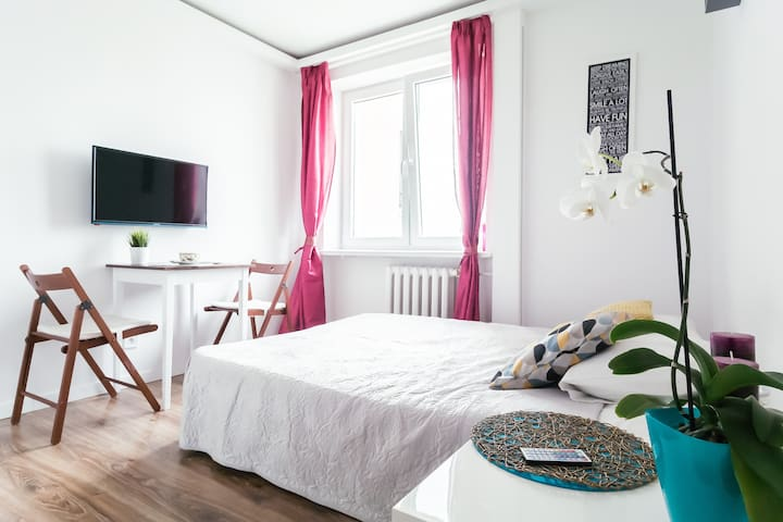 Enjoy Warsaw Apartments - Spiska City Studio, WiFi