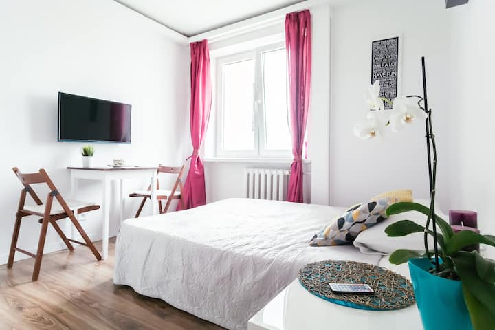 Enjoy Warsaw Apartments - Spiska City Studio WiFi