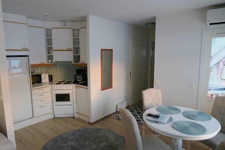Apartments Huili, tehokasta tilankäyttöä