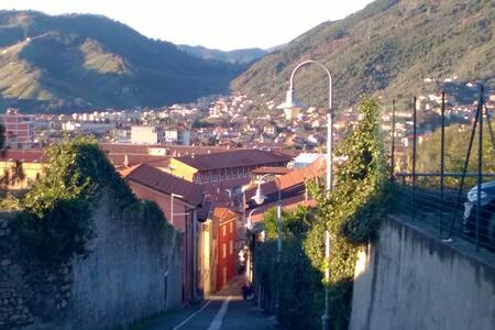 Casa panoramica al Castello. Centro, mare e monti. - มาสซา - อพาร์ทเมนท์
