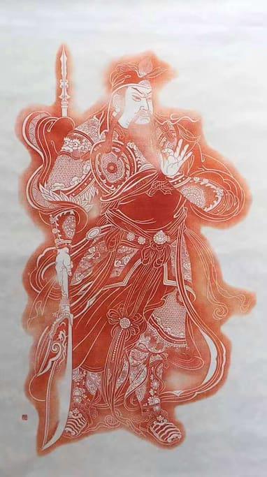 小栈宣传古城传统文化