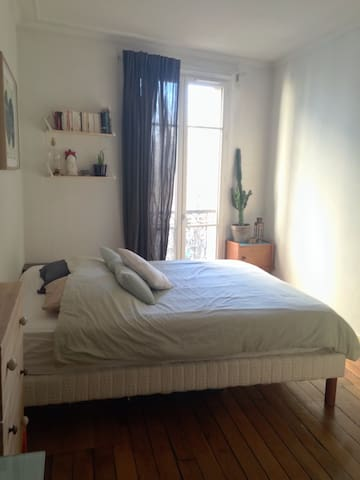 Appartement charmant centre Paris