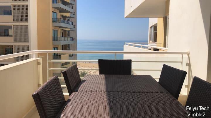 Sea View Apartment — Praia da Rocha