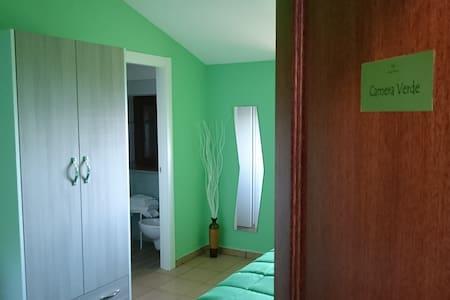 B&B Verde Irpinia-camera matrimoniale - Gesualdo - Bed & Breakfast