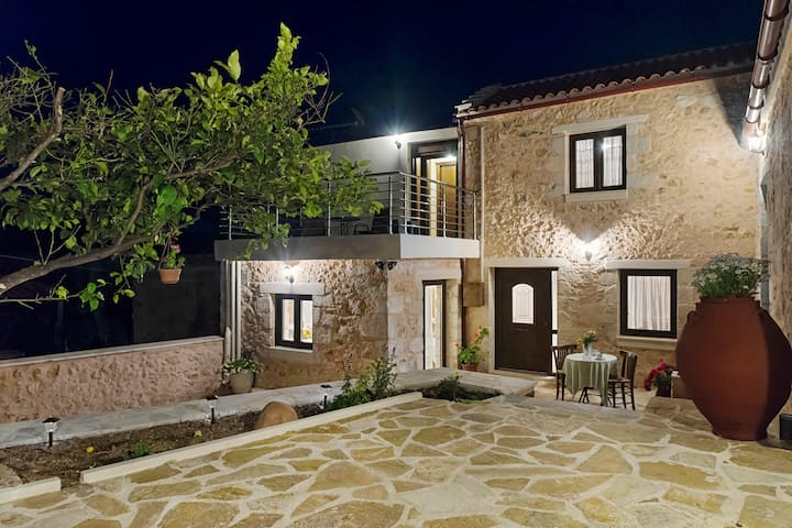 Smaragda Stone Villa... Vamos Chania!!!!
