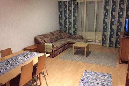 Convenient apartment in the center of Tampere - Tampere - Huoneisto