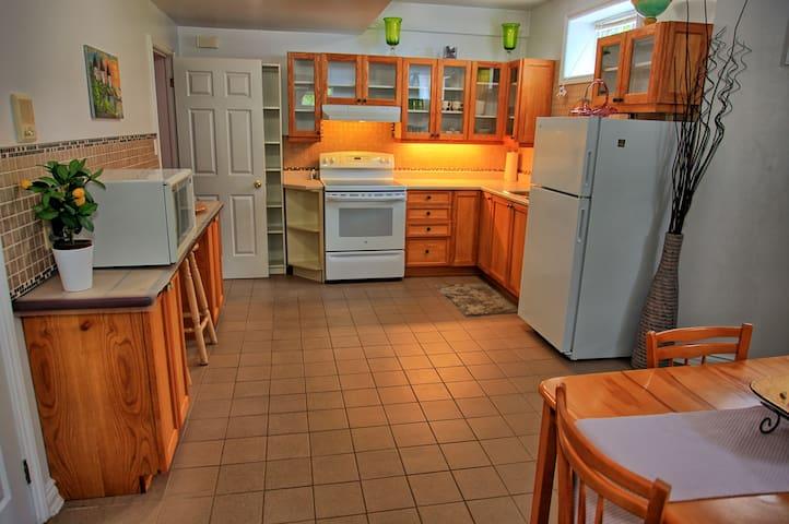 Luxury 1 Bedroom Apartment - Back Yard Resort Home