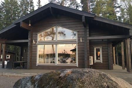 Private Cape near Tampere, Villa Karikkoniemi