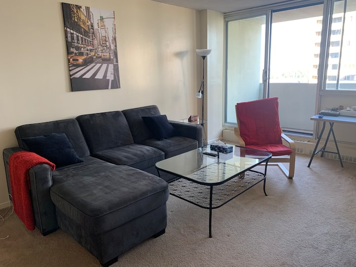 Cozy One Bedroom Apartment Near The Falls.
