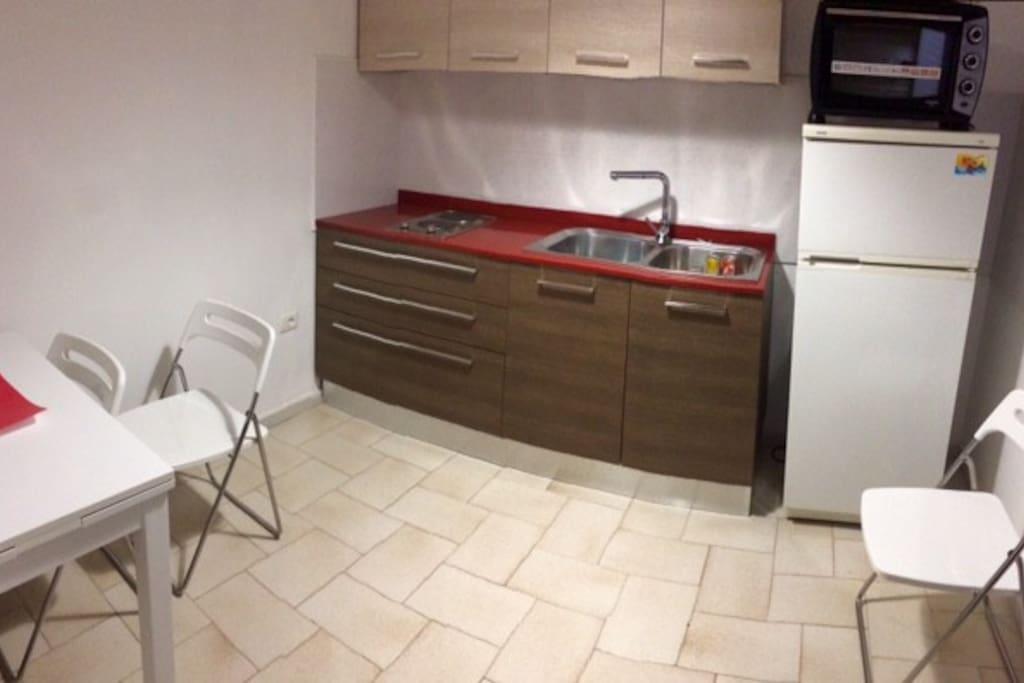 Kitchen (full furnished)