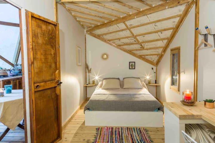 Cabane cosy au cœur de la Provence
