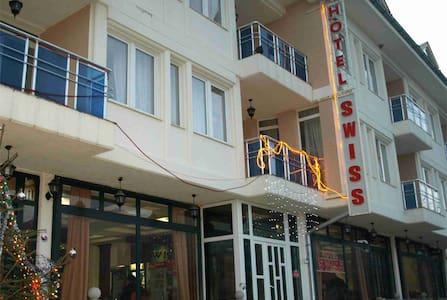 Hotel Swiss Decan - Shkodër - Şato