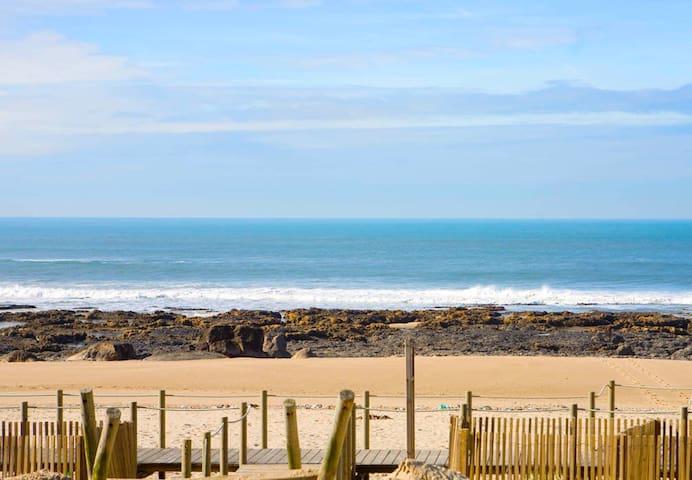 Casa de praia - Praia da Aguda - Huis