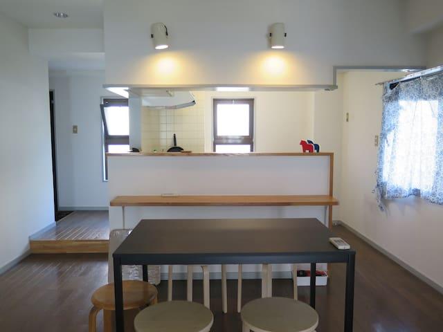 Naka-meguro Apartment - Meguro-ku - Wohnung