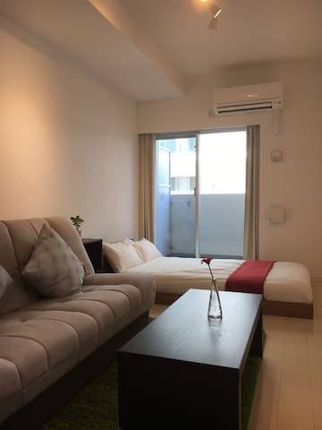 GreatLocationEver★LuxApt★2Min St - Osaka - Apartamento