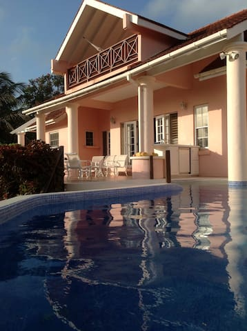 4 bed villa with separate annex - Fort Jeudy
