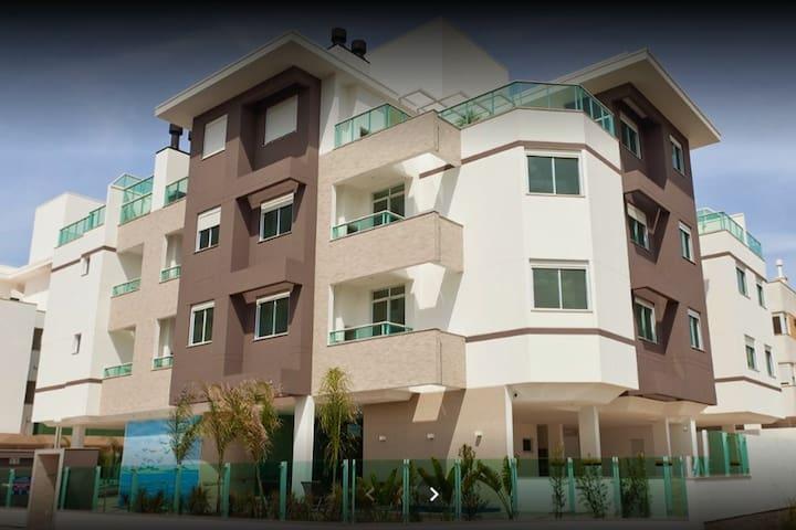 Apto Duplex Lagoa Pequena/Praia/Jacuzzi/Piscina - Florianópolis - Apartament