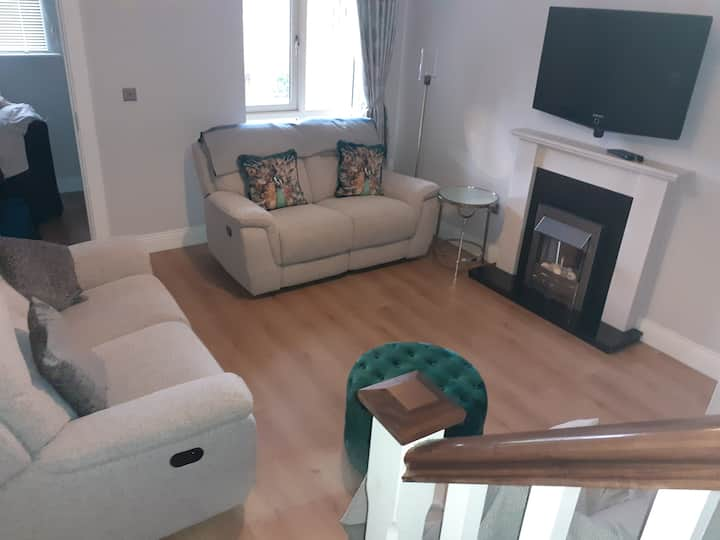 Modern townhouse in the heart of Maynooth