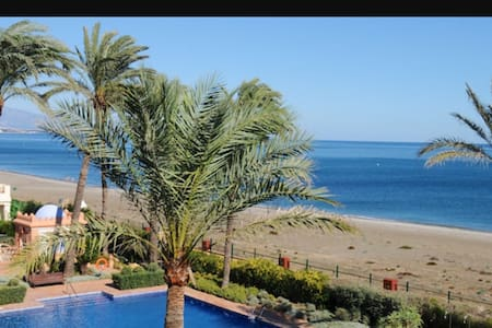 Stunning luxury beach facing frontline penthouse - El Secadero