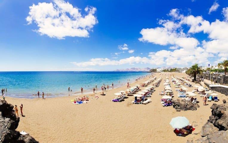 Pimareli B a dos minutos de la playa