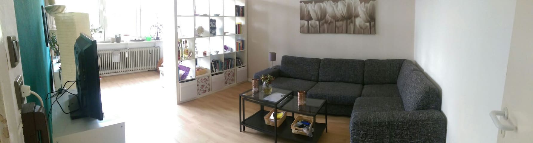 Apartment near Central Station - Bremen - Apartamento