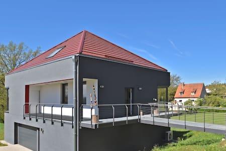 Luxueux appartement à Kammerstein proche de la forêt