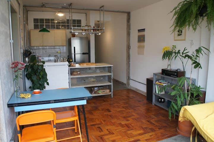 Funky Loft Apartment - Vila Buarque