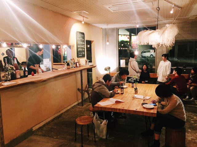 Y Pub&Hostel TOTTORI