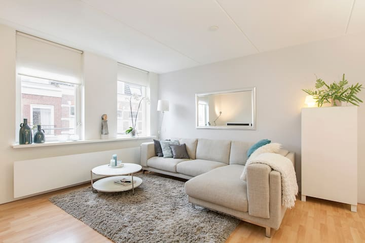 Zonnig appartement centrum Leerdam - Leerdam - Lejlighed