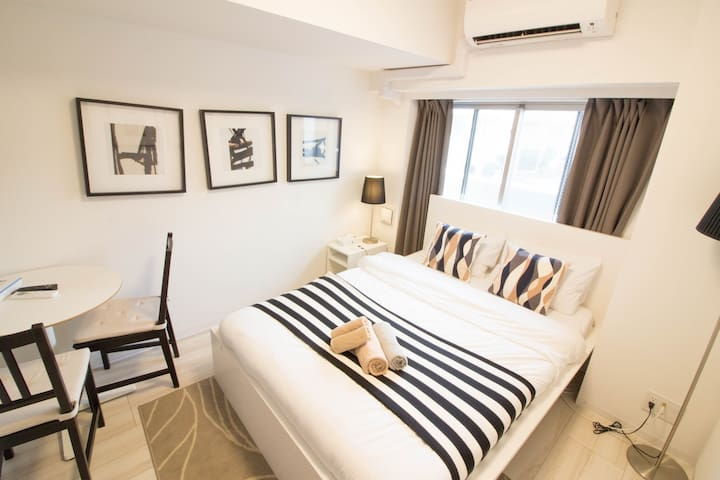 56 New apt 30 min Central Tokyo residential area