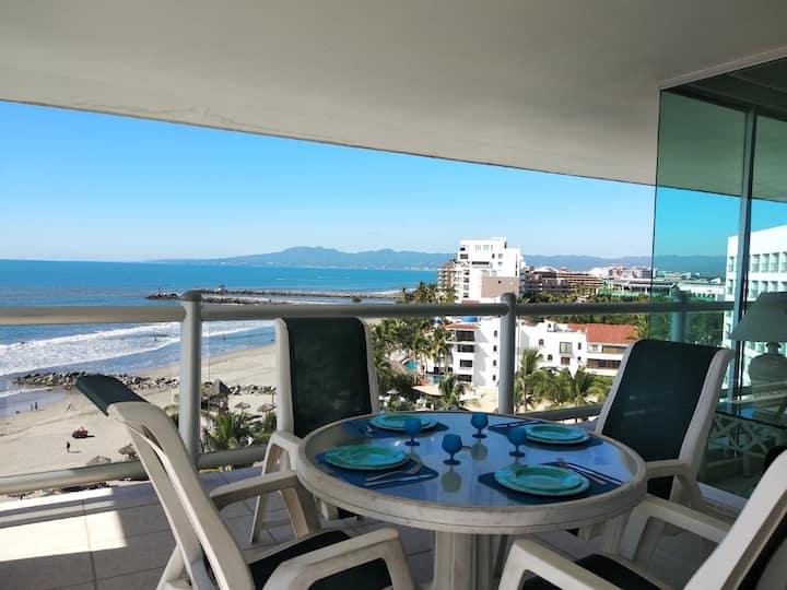 Penthouse frente al mar en Nuevo Vallarta