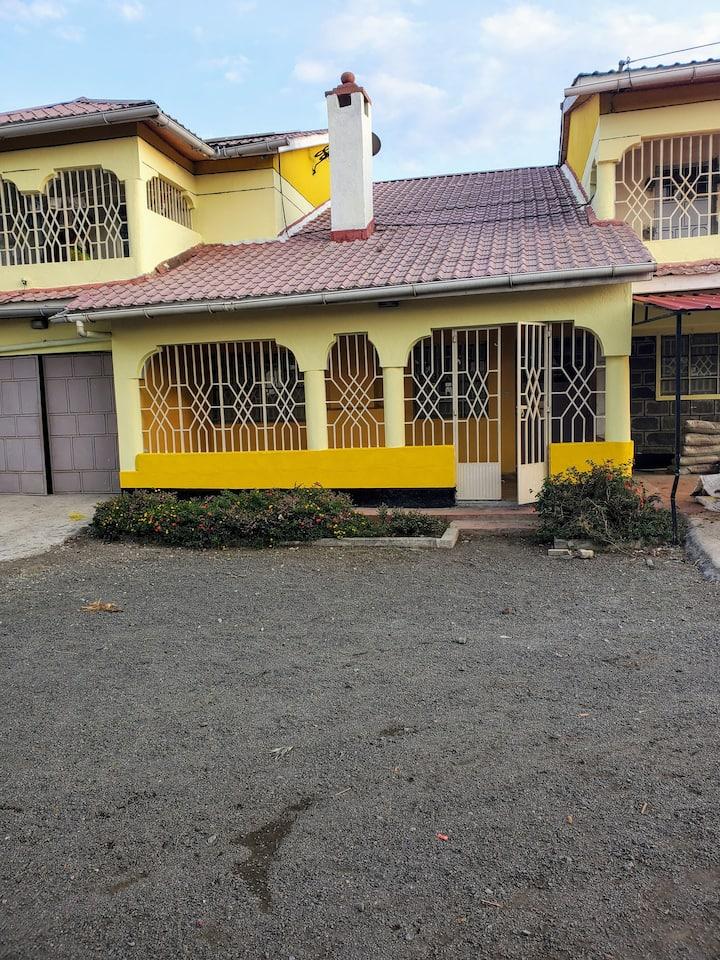 Nakuru home with a view