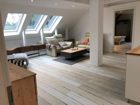 """Holiday apartment """"hygge"""", arrive + feel good"""