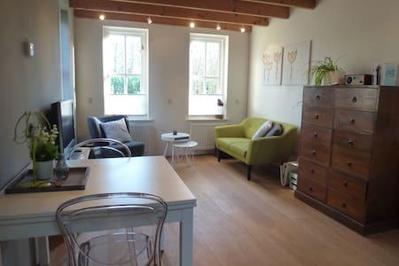 Spacious and cozy tiny house near the river - Jaarsveld