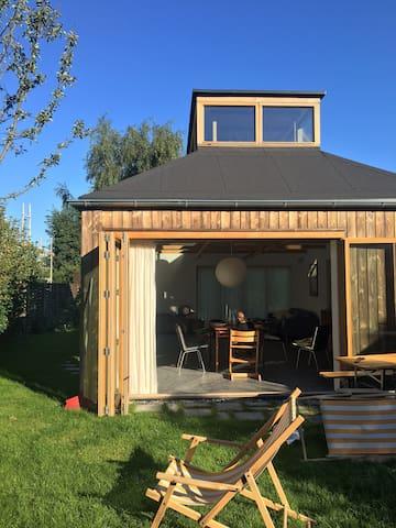 Architect's home near city&nature - Copenhaga - Casa