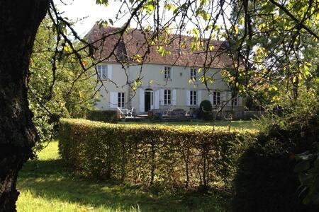 Suite parentale (2 chambres) au Manoir de Laize - Fontaine-le-Pin