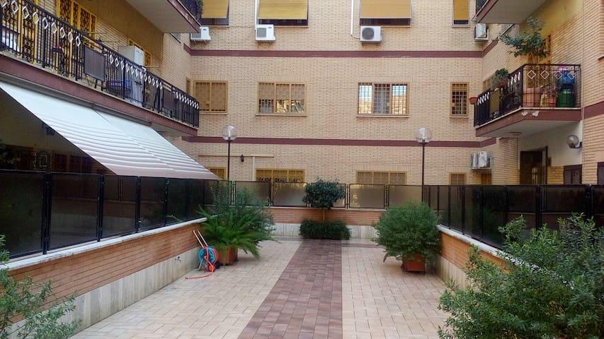 Eddyfloyd&Princess - Ρώμη - Διαμέρισμα
