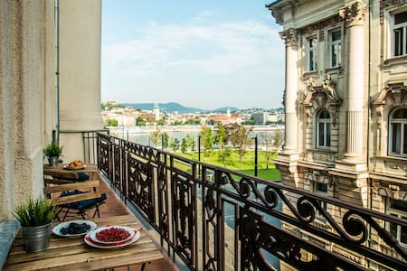 ART HOUSE BUDAPEST - 布達佩斯 - 公寓