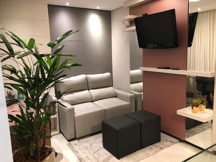 KIT SALES- elegante e confortável - Park Studios